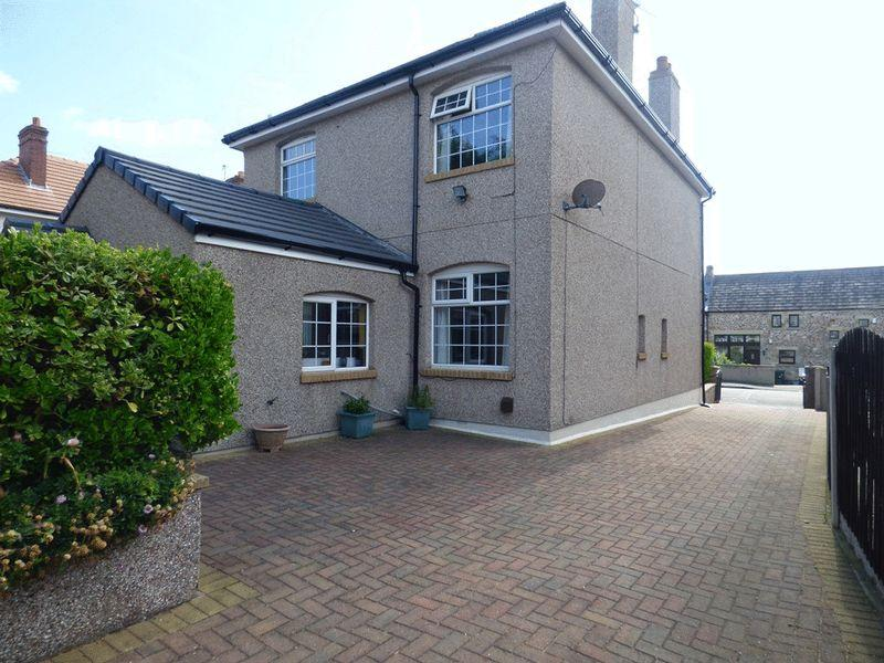 Extended Detached