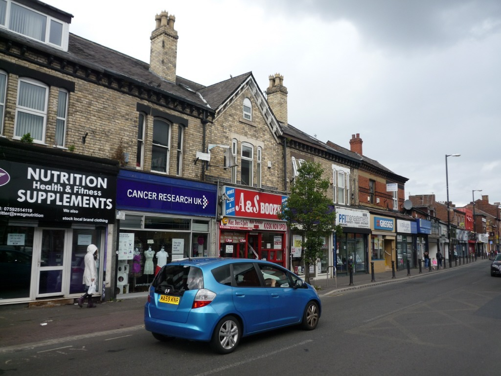 Commercial Property Wilmslow