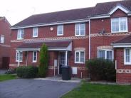 Terraced house to rent in Celandine Way, BEDWORTH...