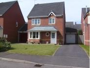 3 bed Detached house to rent in Orchid Close, BEDWORTH...