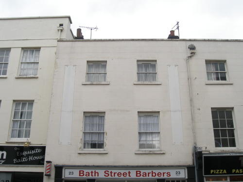 1 Bedroom Flat To Rent In Bath Street Leamington Spa Cv31