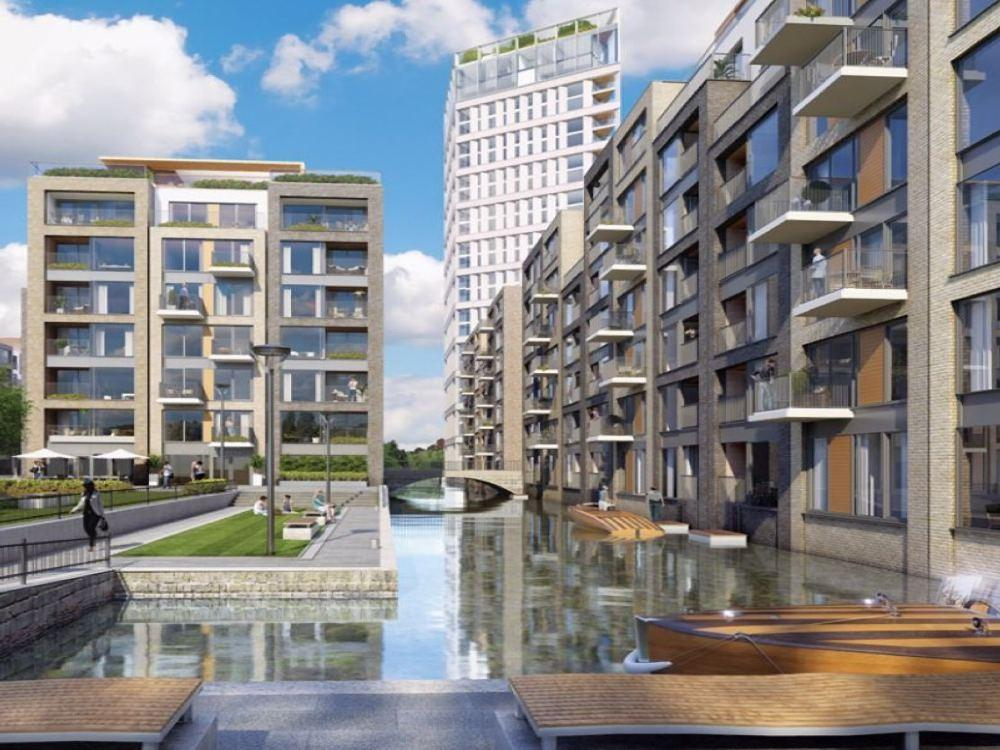 1 bedroom apartment for sale in waterside house chelsea for Chelsea apartments for sale