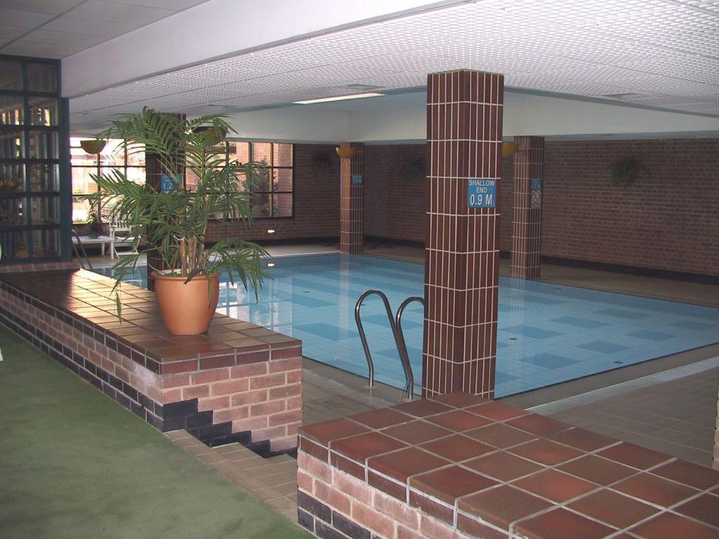 Pool & Gym complex