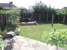 Sunny aspect garden
