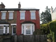 End of Terrace house for sale in Staines Road, Bedfont...