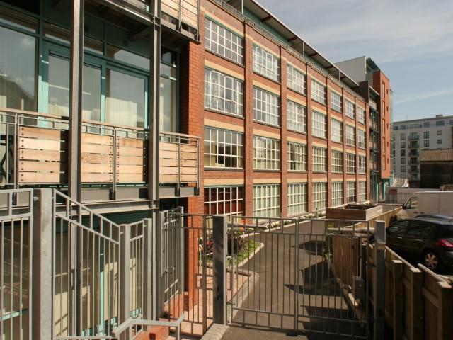 the mill external