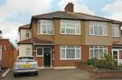 4 bedroom property in Cranley Drive, Ruislip...