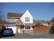 4 bed Detached property for sale in Mulberry Avenue, The Vale