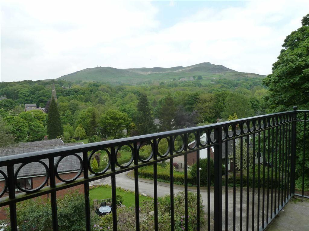 Balcony and outlook