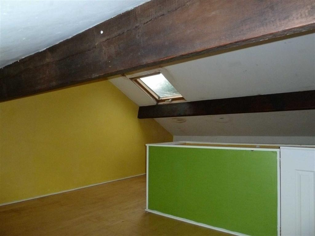 Lined loft space