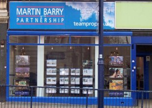 The Martin Barry Partnership, Londonbranch details