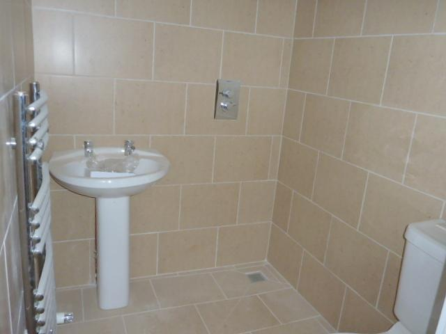 Ensuite wet room