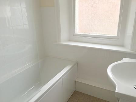 Brand new bathroom w