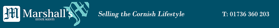 Get brand editions for Marshalls Estate Agents, Penzance
