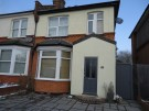semi detached home in Howard Road, Upminster...