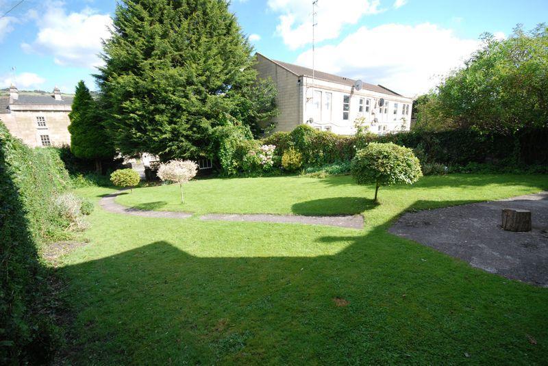 photo of garden and front garden