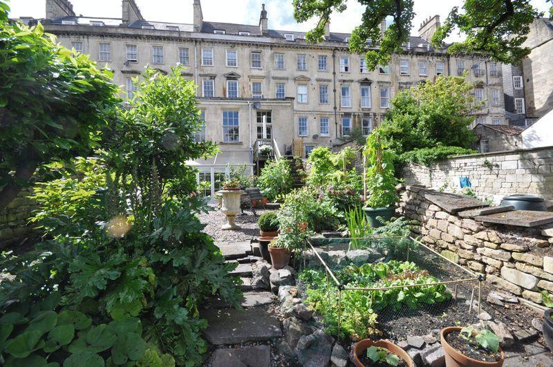 Rear & Garden