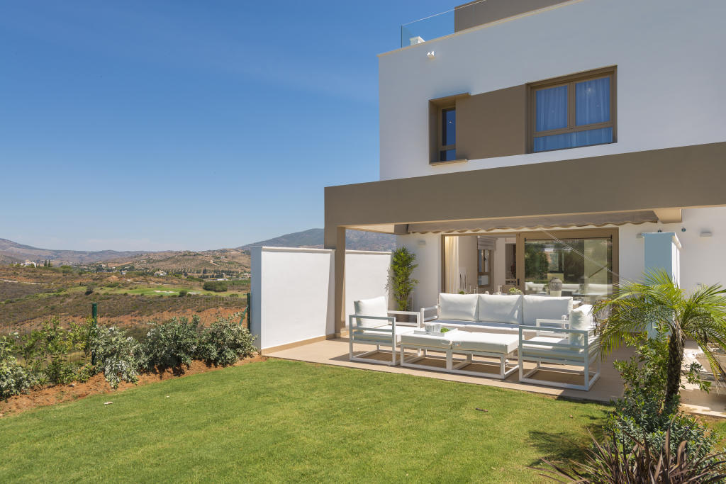 new development in La Cala De Mijas, Málaga...