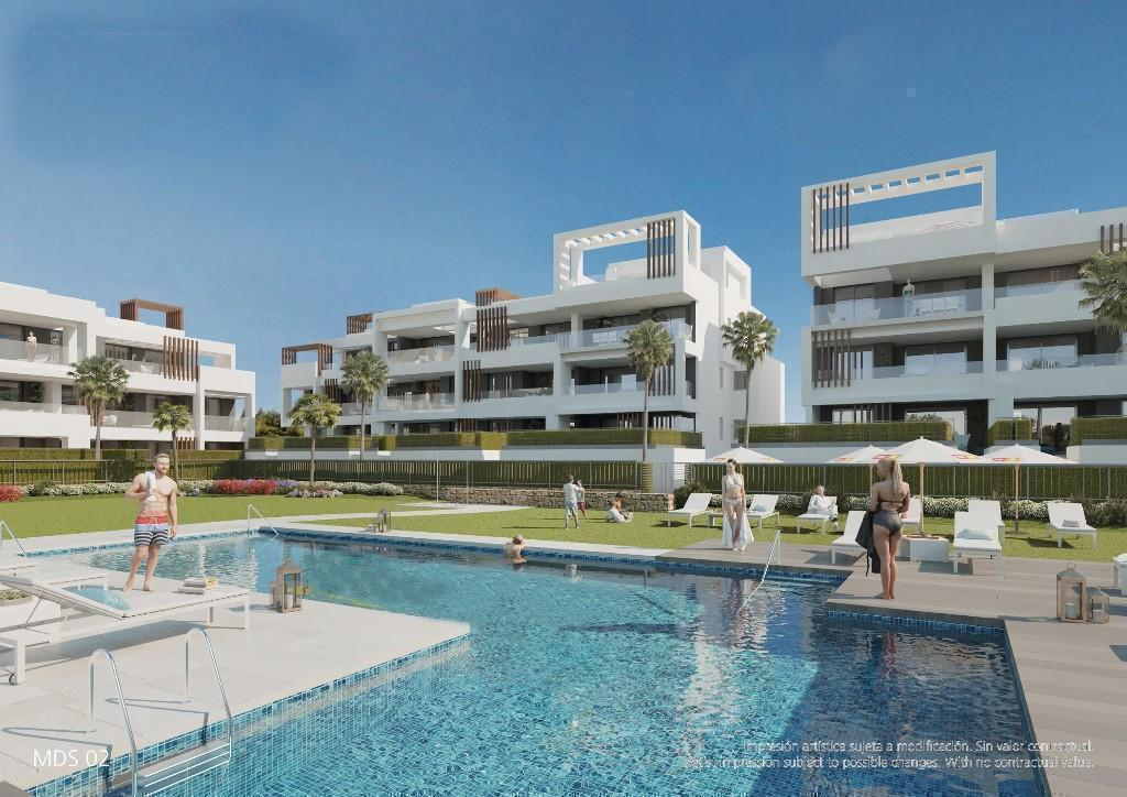 3 bed new Apartment for sale in Marbella, Málaga...