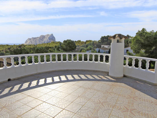 Villa in Benissa, Views