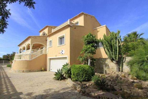 Luxury House in Calpe, villa