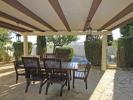 Luxury Property in Moraira, terrace