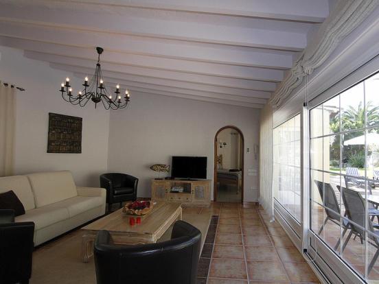 Luxury Villa in Benissa, Summer House