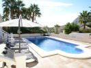 Luxury Villa in Calpe, pool