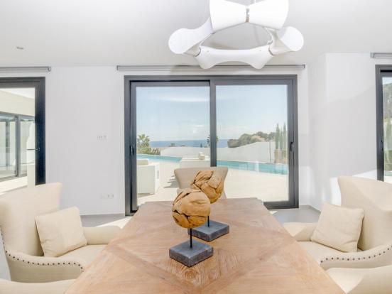 Luxury Villa in Benissa, Viewa