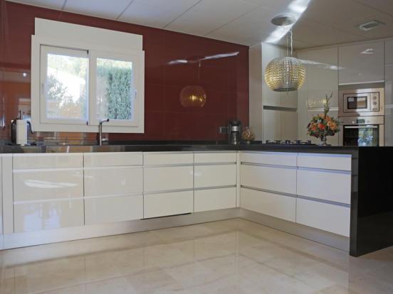 Luxury Villa in Benissa, Kitchen