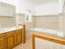 Ibiza Style Villa in Moraira, Bathroom