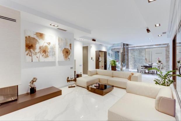 Luxury Villa in Cumbre del Sol, interior