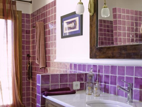 Villa in Moraira, Bathroom
