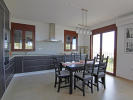 Luxury House in Calpe, Kitchen