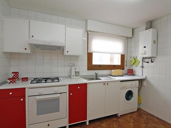 Duplex Penthouse in Moraira, kitchen