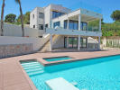 First Line Luxury Villa in Benissa, Villa