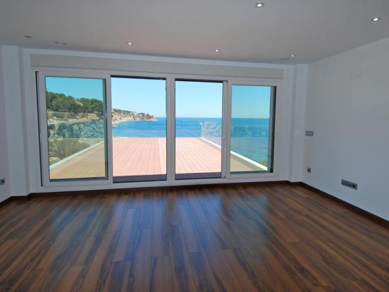 First Line Luxury Villa in Benissa, Interior