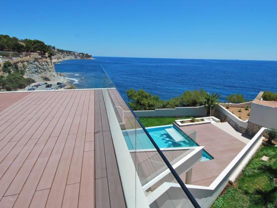 First Line Luxury Villa in Benissa, Views