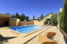 House in Benissa, pool