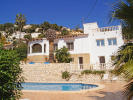 4 bed Villa for sale in Moraira, Alicante...