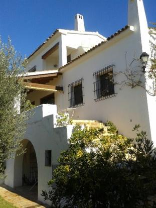 Luxury property in Moraira, house