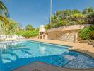 Villa in Moraira, Pool