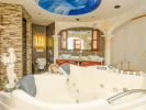 Luxury Villa in Cumbre del Sol, Bathroom