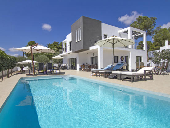 Modern Luxury Villa in Moraira, Villa
