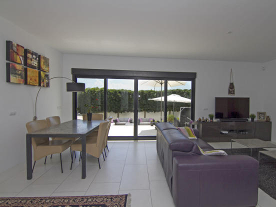 Modern Luxury Villa in Moraira, Interior
