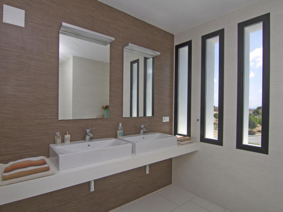Modern Luxury Villa in Moraira, Bathroom