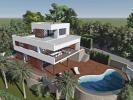 4 bed new development in Costa Blanca, Moraira...