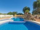 Luxury Villa in Moraira, Pool