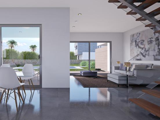 Luxury Semi-Detached in Moraira, Interior