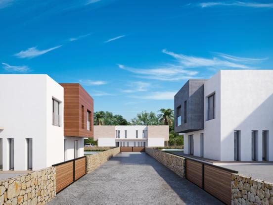 Luxury Semi-Detached in Moraira, Residential